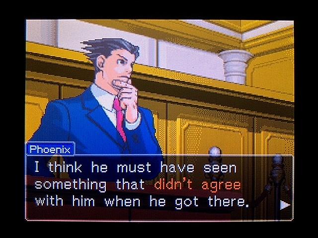 逆転裁判2 北米英語版 何故ダスティンは殺されたのか27