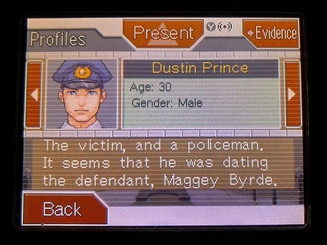 逆転裁判2 北米英語版 何故ダスティンは殺されたのか30