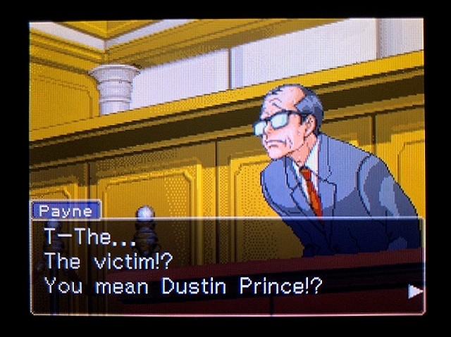 逆転裁判2 北米英語版 何故ダスティンは殺されたのか32