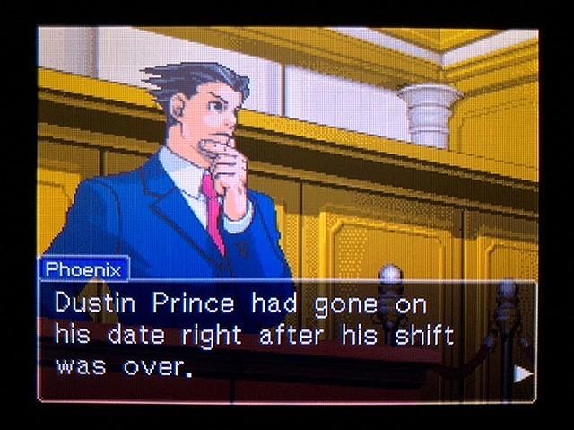 逆転裁判2 北米英語版 何故ダスティンは殺されたのか33