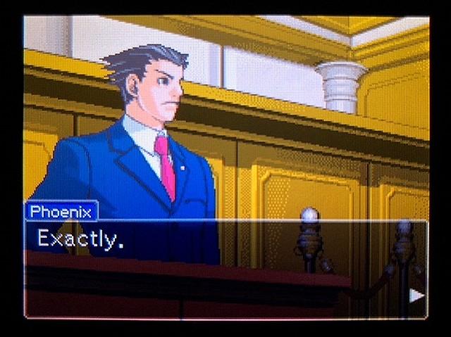 逆転裁判2 北米英語版 何故ダスティンは殺されたのか41