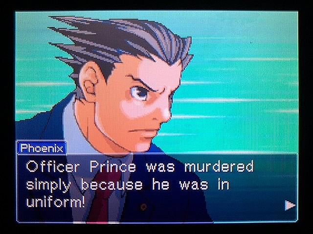 逆転裁判2 北米英語版 何故ダスティンは殺されたのか42