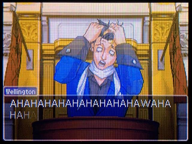逆転裁判2 北米英語版 The Cell Phone7