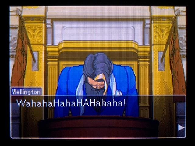 逆転裁判2 北米英語版 The Cell Phone33