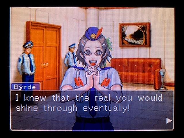 逆転裁判2 北米英語版 The Goddess of Misfortune15