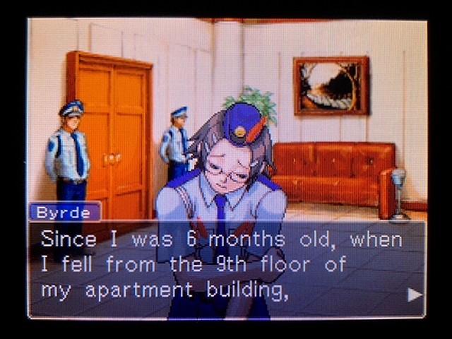 逆転裁判2 北米英語版 The Goddess of Misfortune21