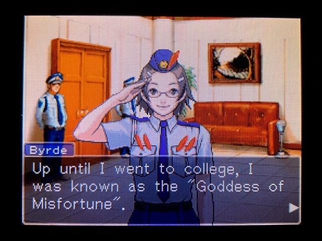 逆転裁判2 北米英語版 The Goddess of Misfortune23