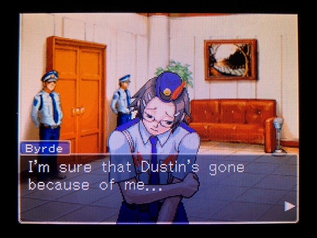 逆転裁判2 北米英語版 The Goddess of Misfortune32