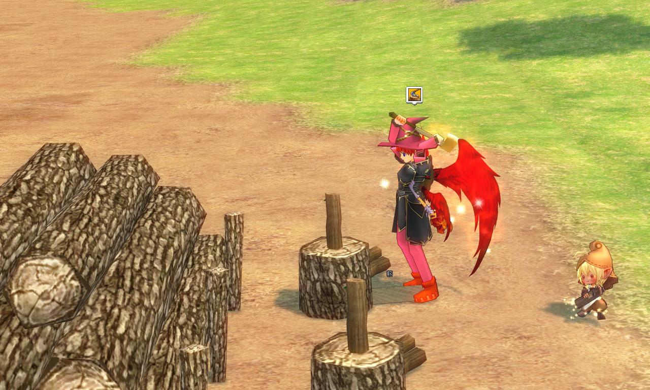 妖精の村イベント1