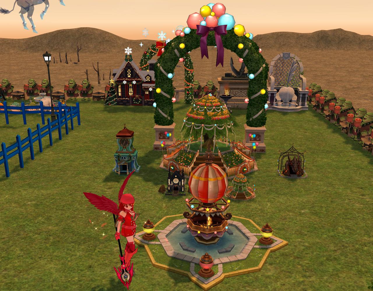 妖精の村イベント結果3