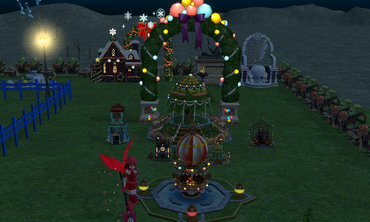 妖精の村イベント結果4