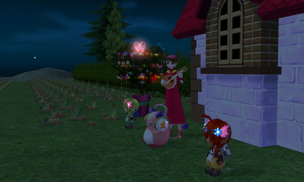 妖精の村イベント結果・山羊座のラナ
