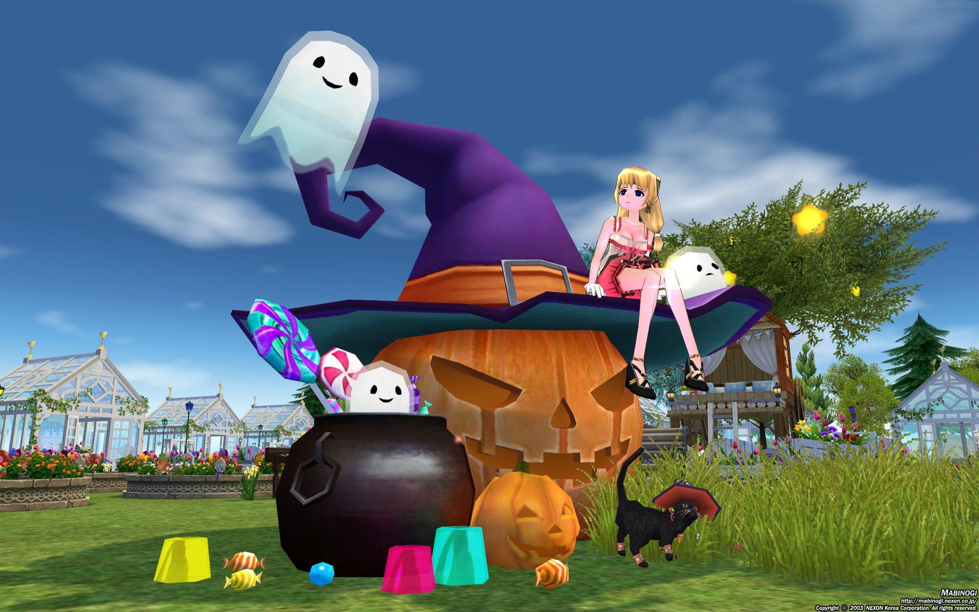 巨大かぼちゃチェア