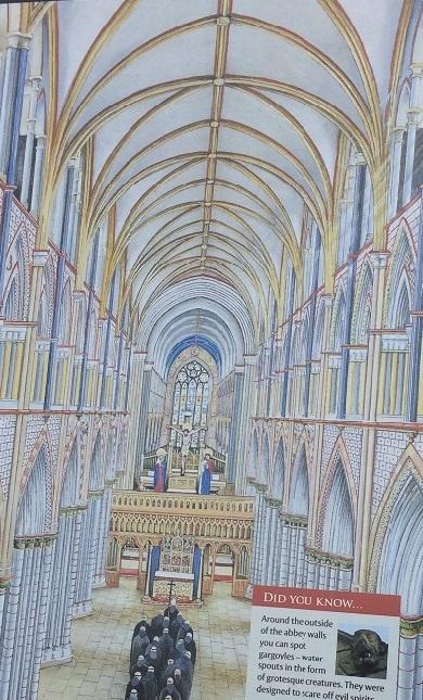 教会だった頃の絵