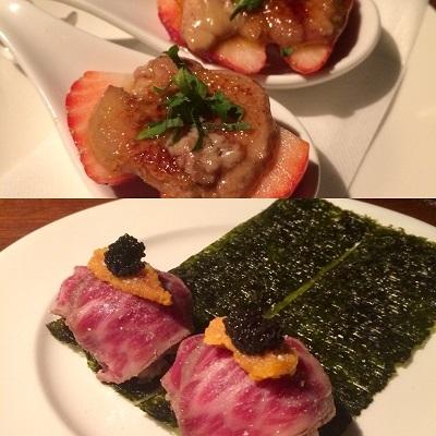 ファグラの西京焼きと季節