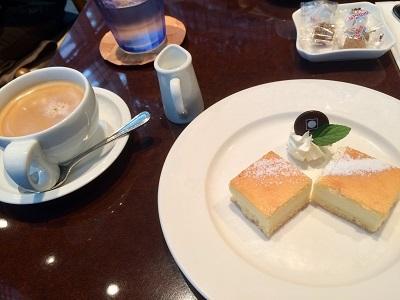 国立新美術館チーズケーキ