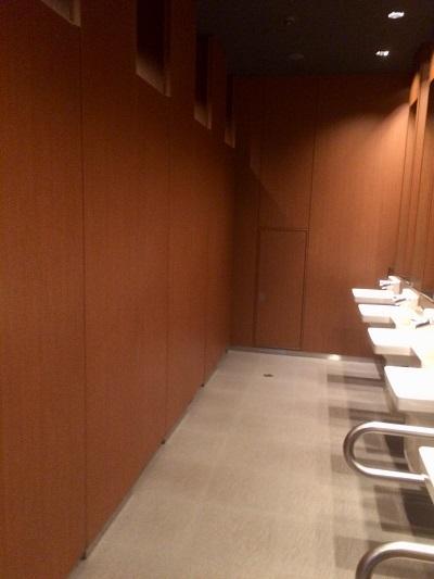 スカイツリーのトイレ