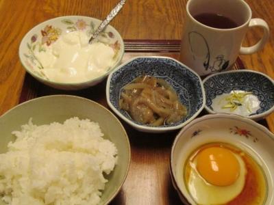 某日の朝食1