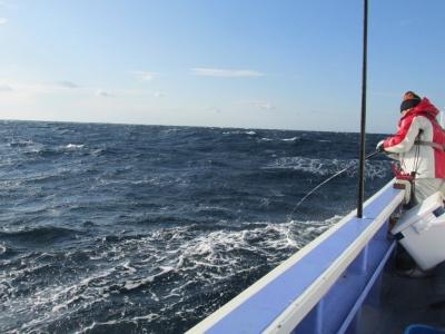 シケの海1
