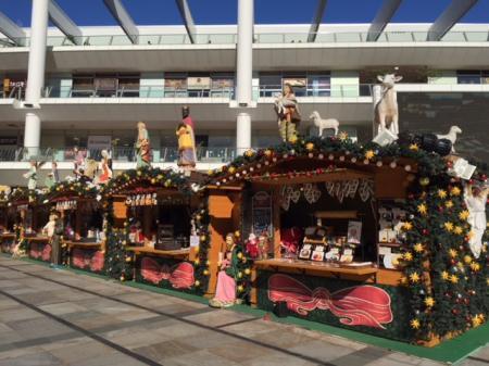 ラゾーナクリスマスマーケット2017 2