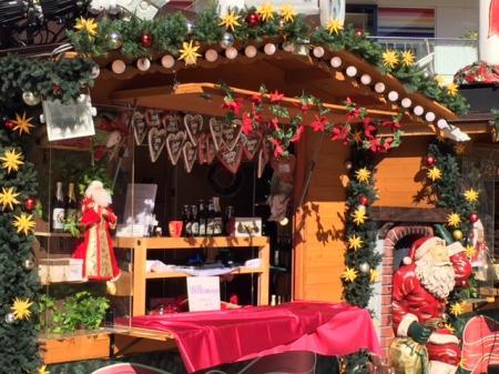 ラゾーナクリスマスマーケット2017 3