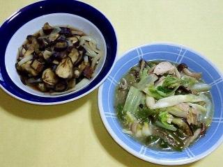 171017_4904 茄子と玉葱のピリ辛炒め煮・八宝菜VGA