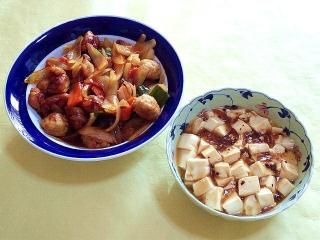 171214_5005 酢鶏・肉豆腐VGA