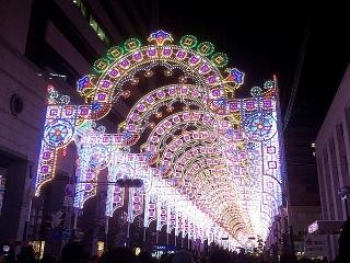 171217_1412「神戸ルミナリエ」最終日・ガレリア_VGA
