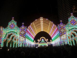 171217_1401「神戸ルミナリエ」最終日・東遊園地・ガレリア&スパッリエーラ&カッサ・アルモニカ_VGA