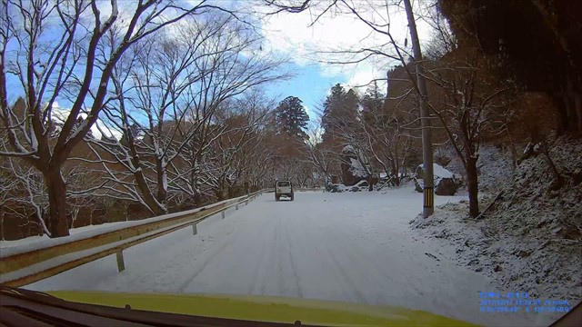 雪の英彦山-8