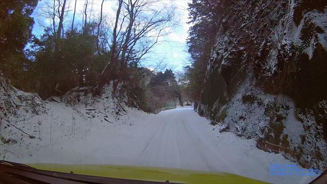 雪の英彦山-11