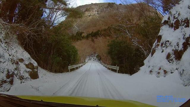 雪の英彦山-12