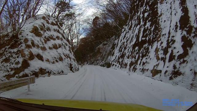 雪の英彦山-14