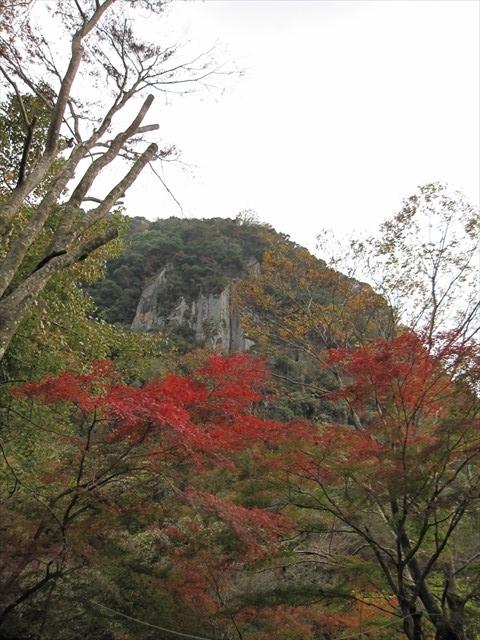 耶馬渓の紅葉-7
