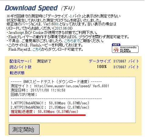 DLスピード2