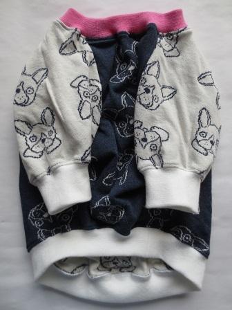 ブルブル・7分袖シャツ-2