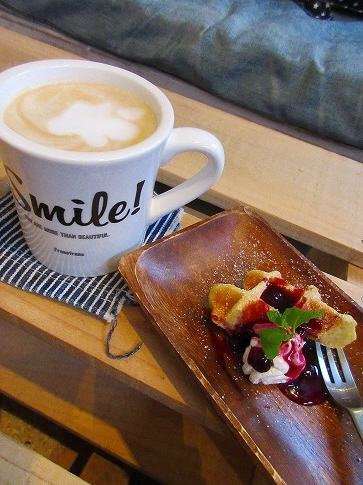 コーヒー&ぷちデザート 17.11.11