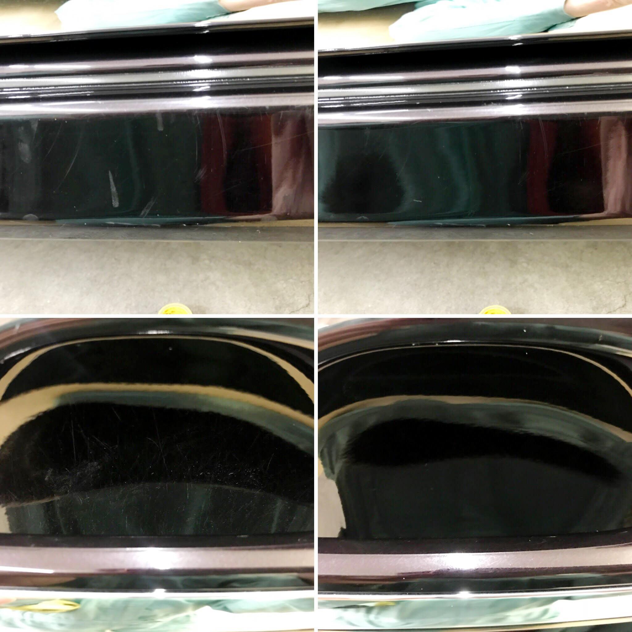 トヨタ カローラフィールダー(NKE165)傷除去