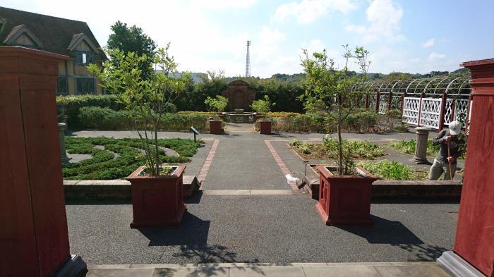 道の駅ローズマリー公園9