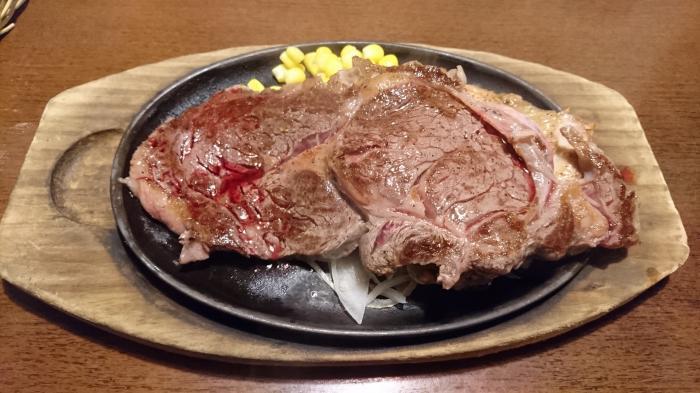 ステーキのどん リブロイン食べ放題6