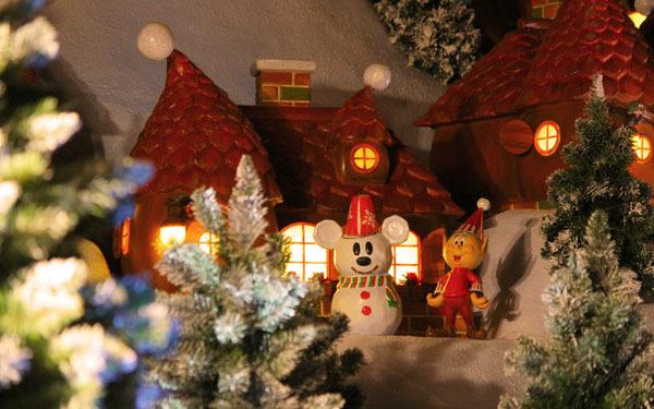クリスマスっぽさを感じれない日々6