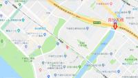 真砂大橋の地図