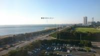 海浜病院からの眺め