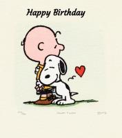 チャールズシュルツの誕生日