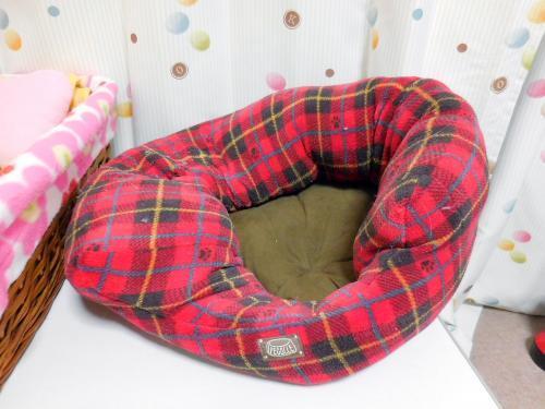 赤ベッド変形