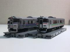 TOMIX733系1000番台と731系