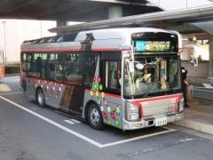 小江戸名所めぐりバス2998号車