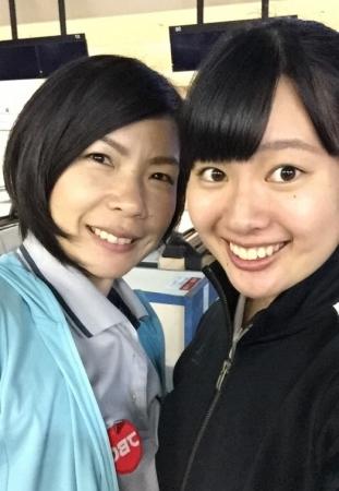 澤辺寛映さん(17北信越選手権)