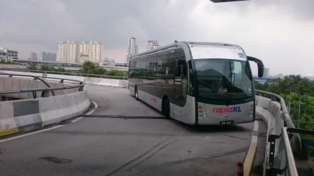 BRT Sunway Lineバス