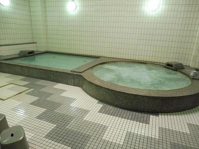 びわ湖マリオットホテルのお風呂